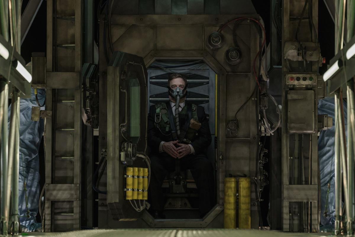 REVIEW: 'Captive State' isn't very captivating | Movies