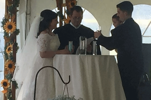 This Judge Officiated The Wedding Of A Former Drug User He Once Sentenced