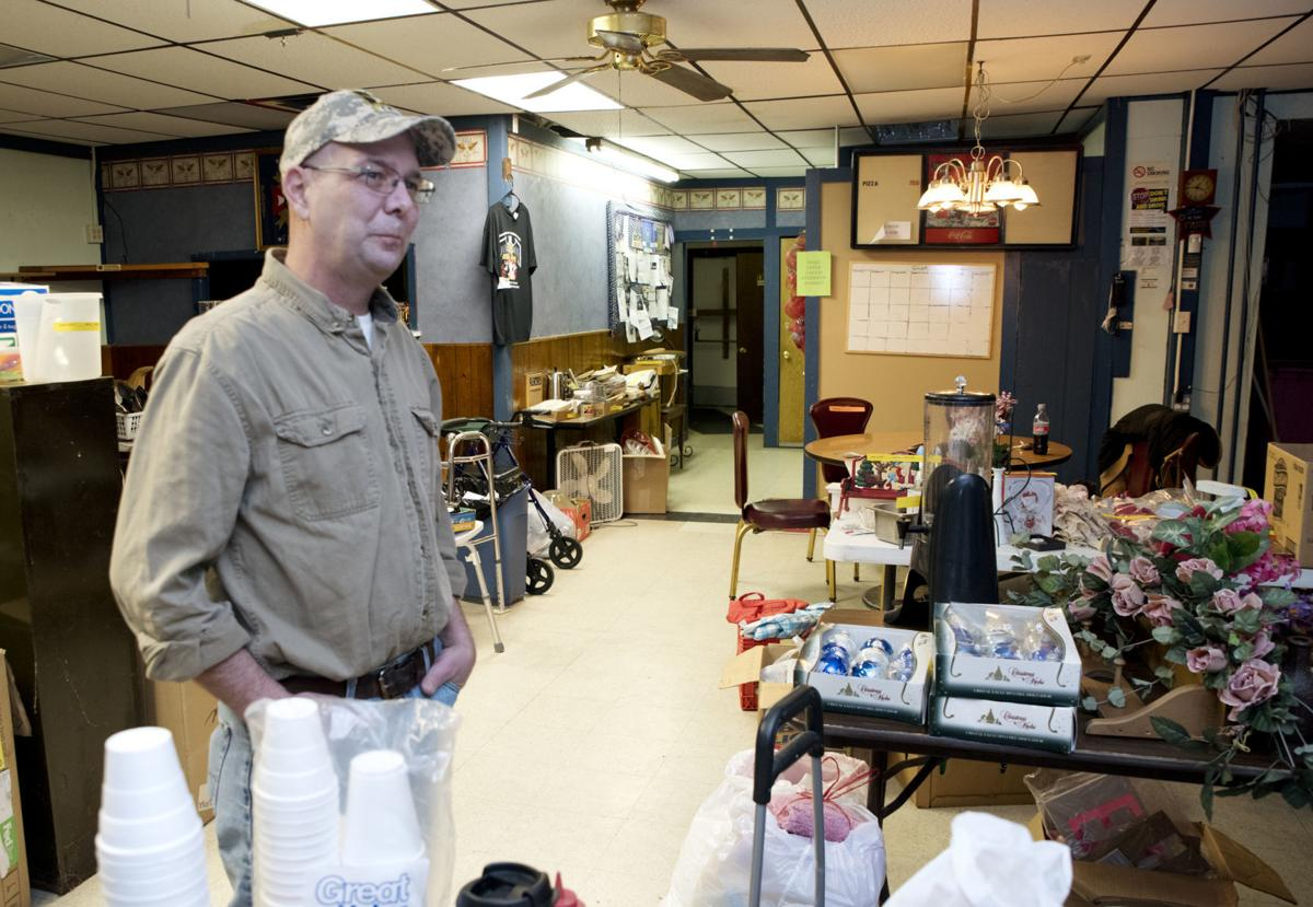 VFW canteen closure