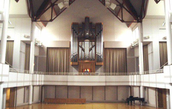 Northwestern College pipe organ (copy)