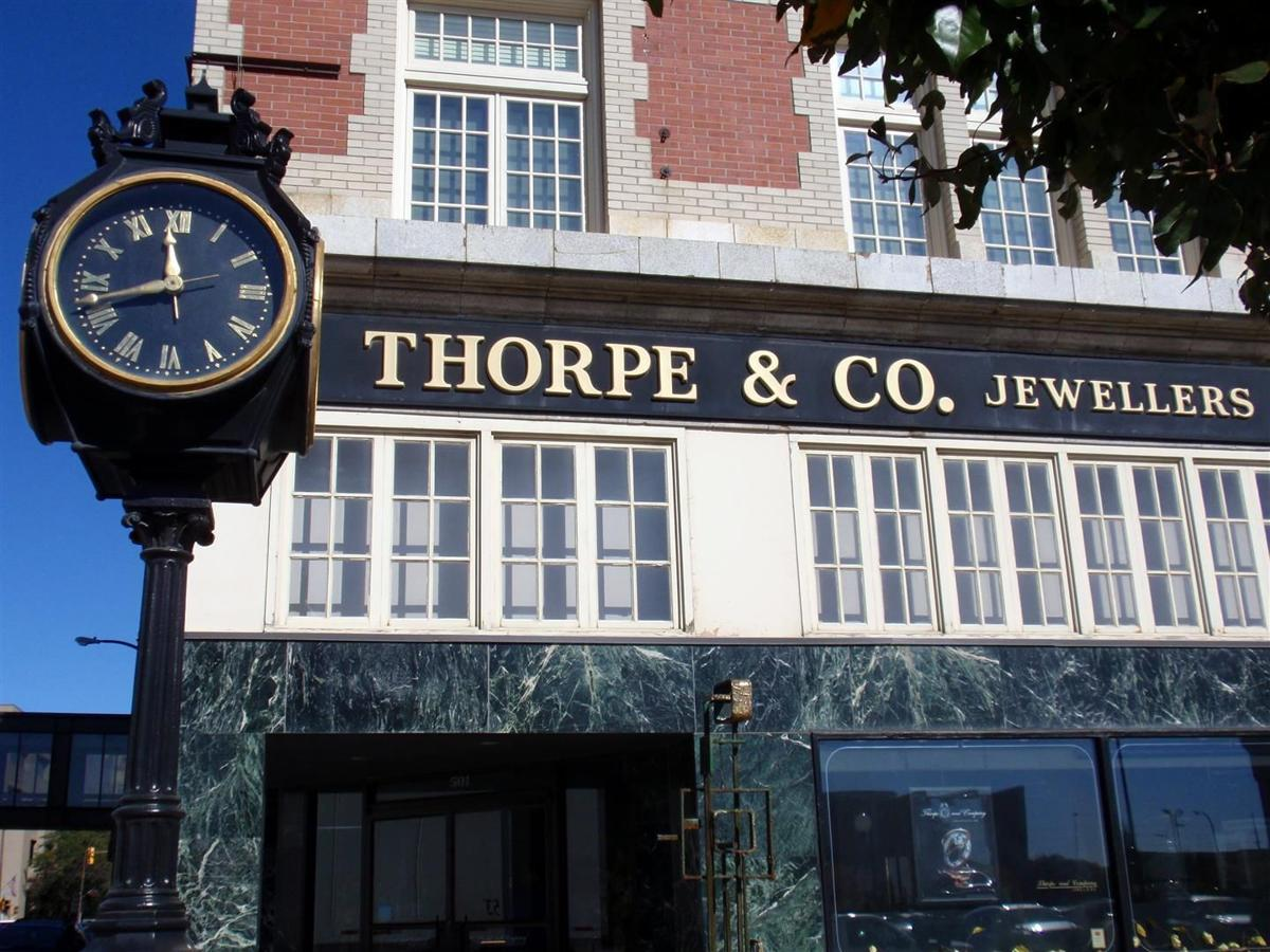 Thorpe & Co. Jewellers