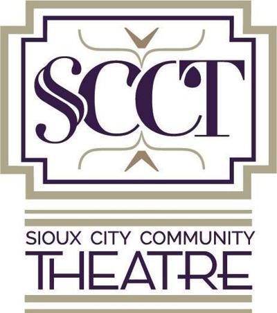 sioux city community theatre logo
