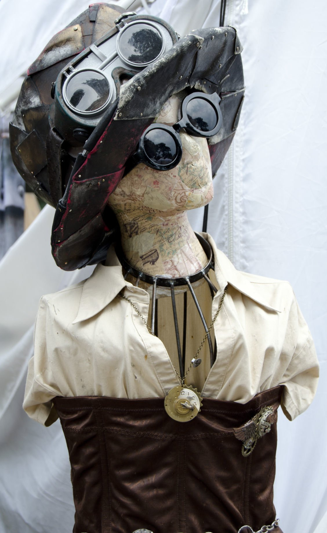 Steampunk Art by Laura and Terry Ross