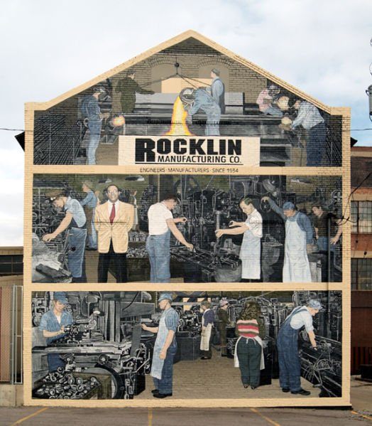 Rocklin Manufacturing Co. Seeks State Funding For $1.2M