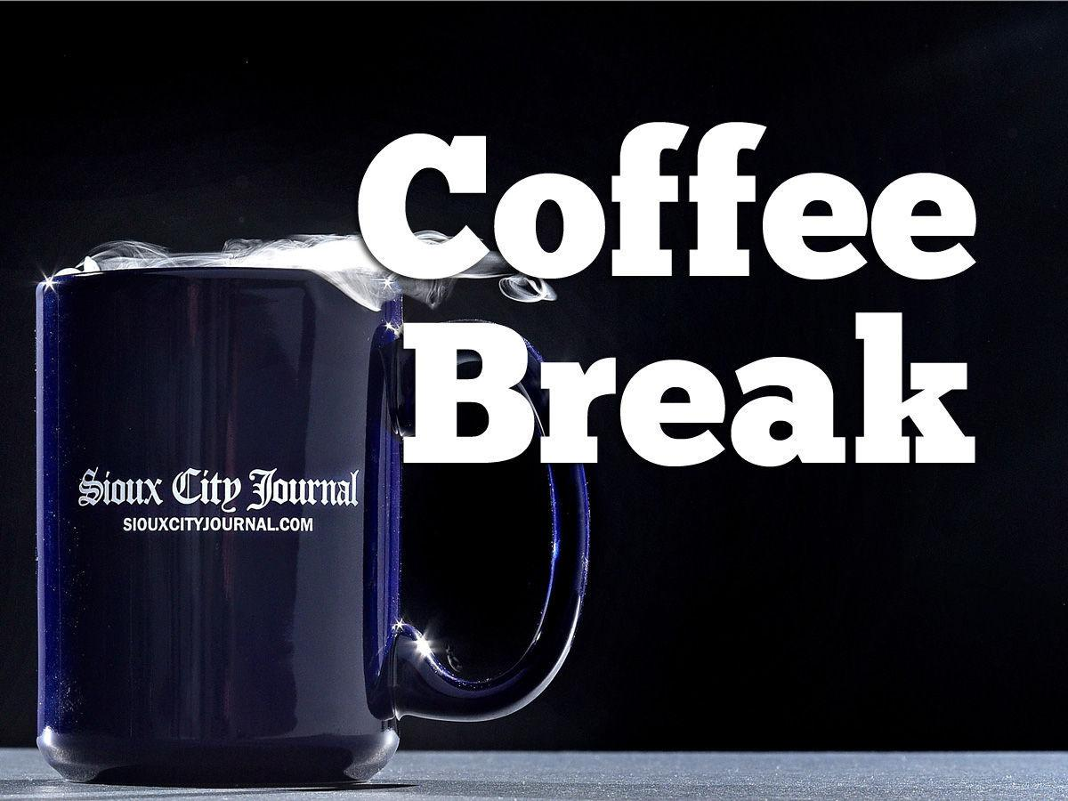 Sioux City Journal coffee break illustration