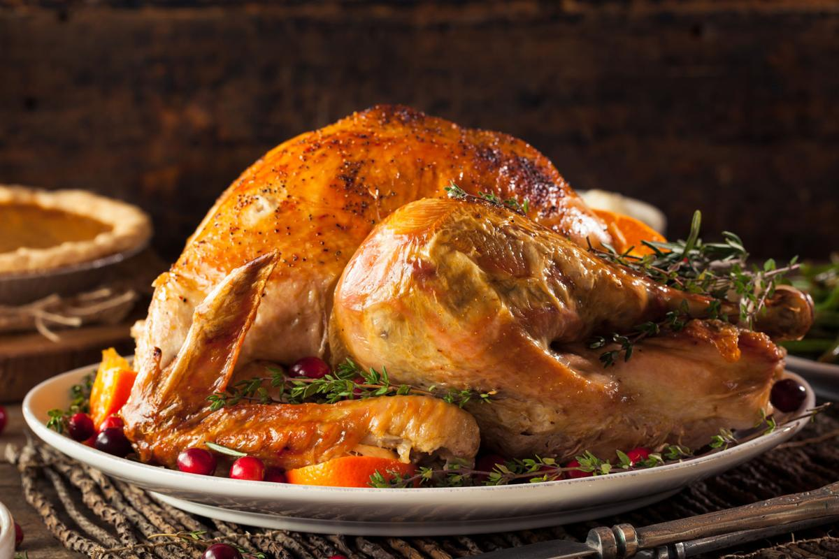 FOOD HDY-THANKSGIVING-TURKEY DE