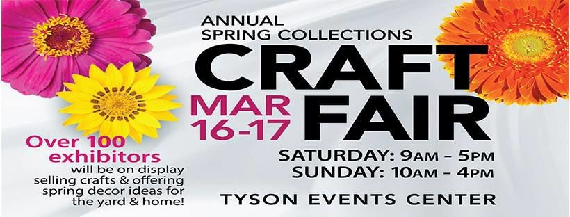 Spring Collections Craft Fair