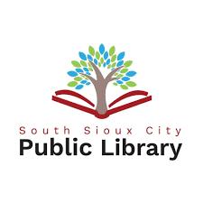 south sioux city public library logo