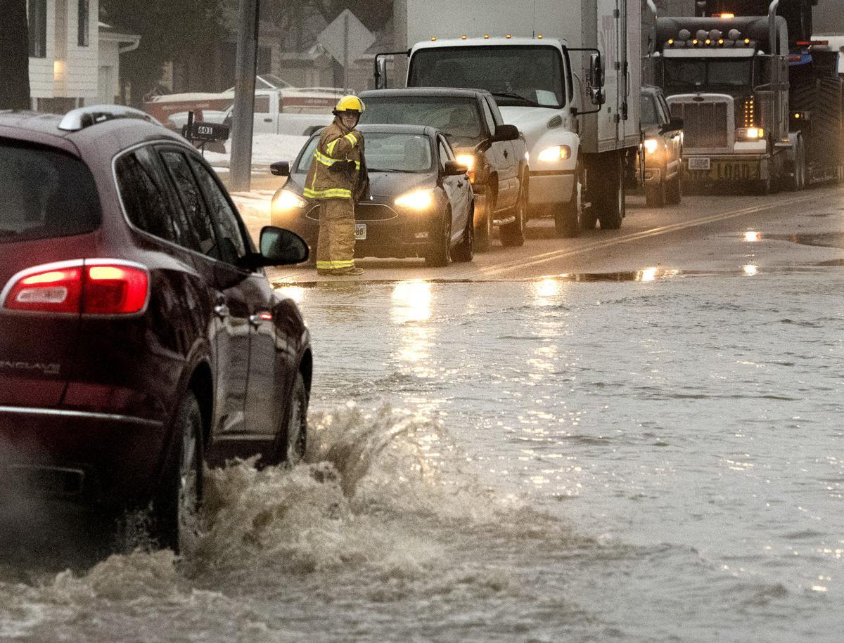 Jefferson flooding