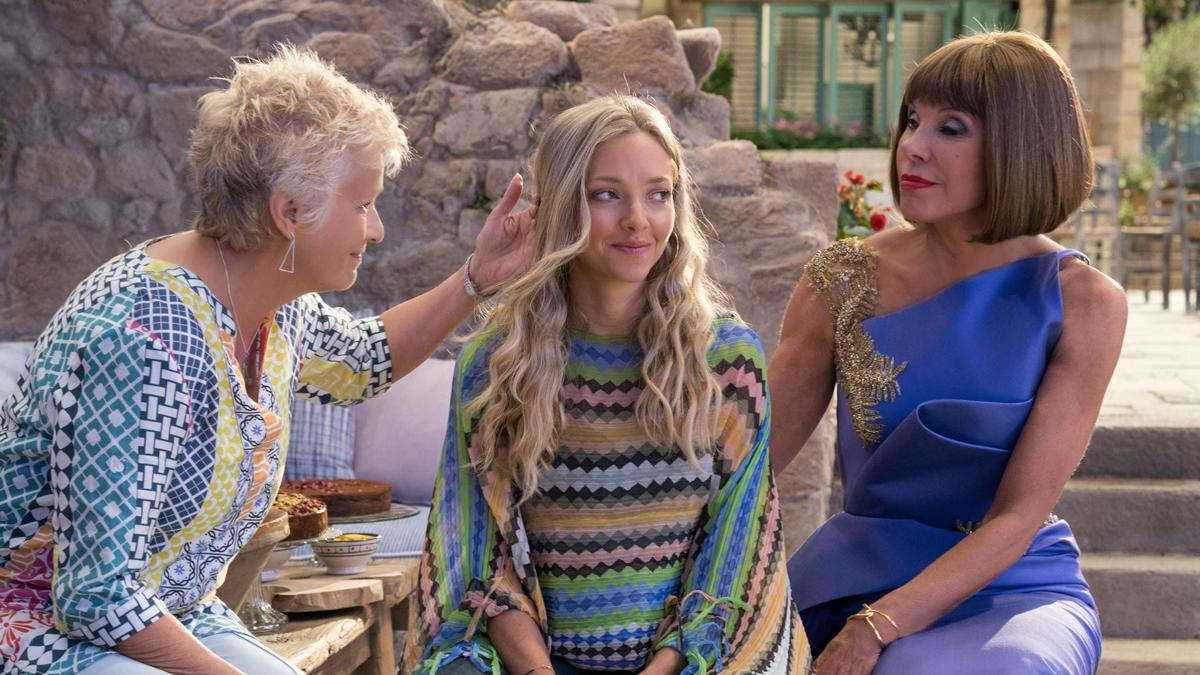 Dvd Review Cher Pops In Mamma Mia 2 Others Dont Movies
