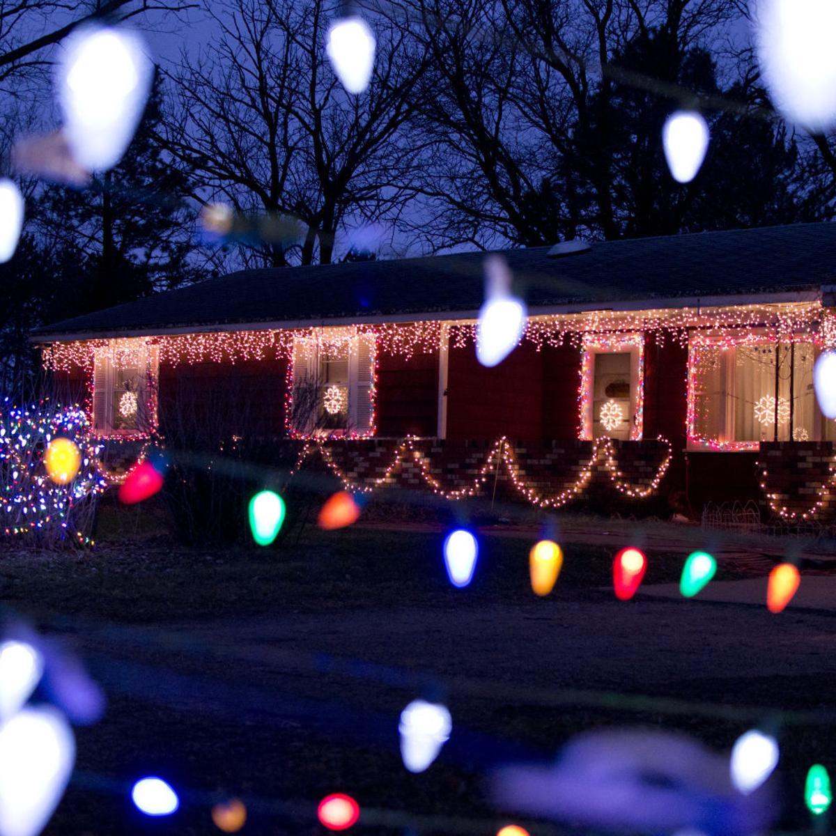 Christmas Light Show Near Me.New Christmas Light Show Brightens South Sioux City Local