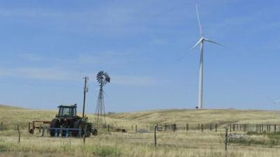 Broken Bow wind farm
