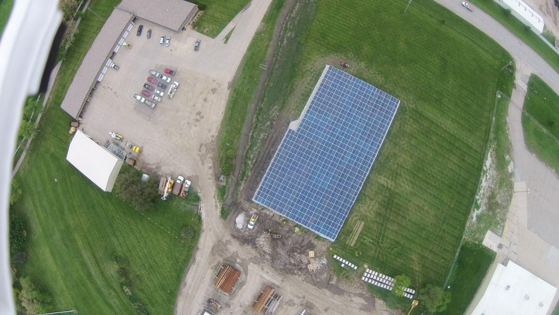 Solar array 2
