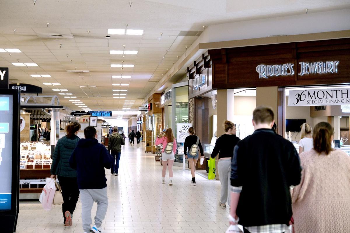 Southern Hills Mall celebrates 40 years
