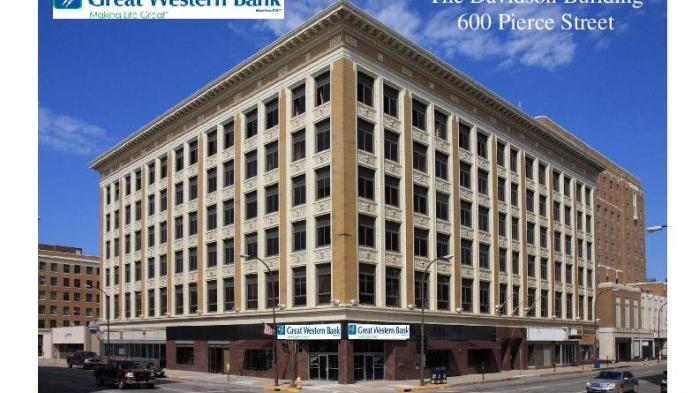 Great Western Bank To Open Branch In Historic Sioux City Building Local News