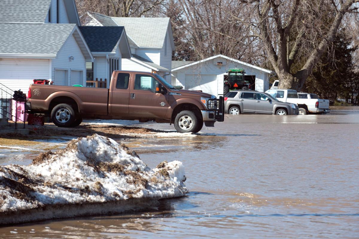 Flooding Pender