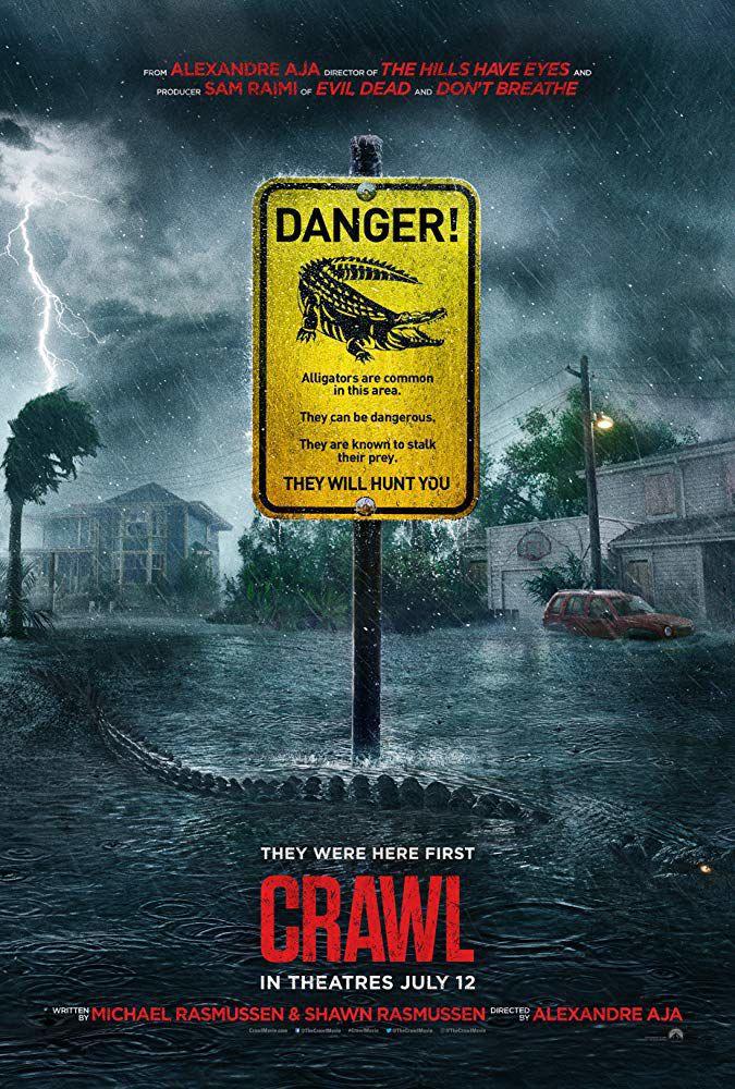 CRAWL poster