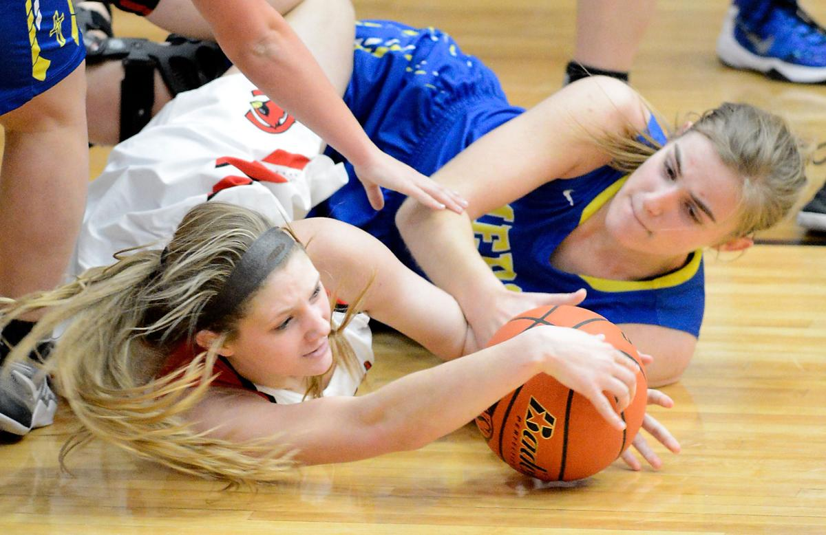 Girl's Basketball Omaha Mercy at South Sioux City
