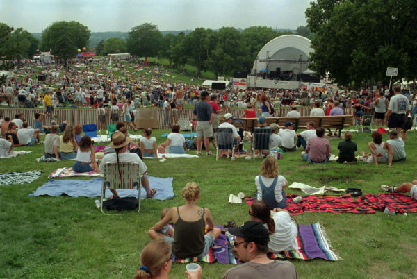 Saturday in the Park, 1998