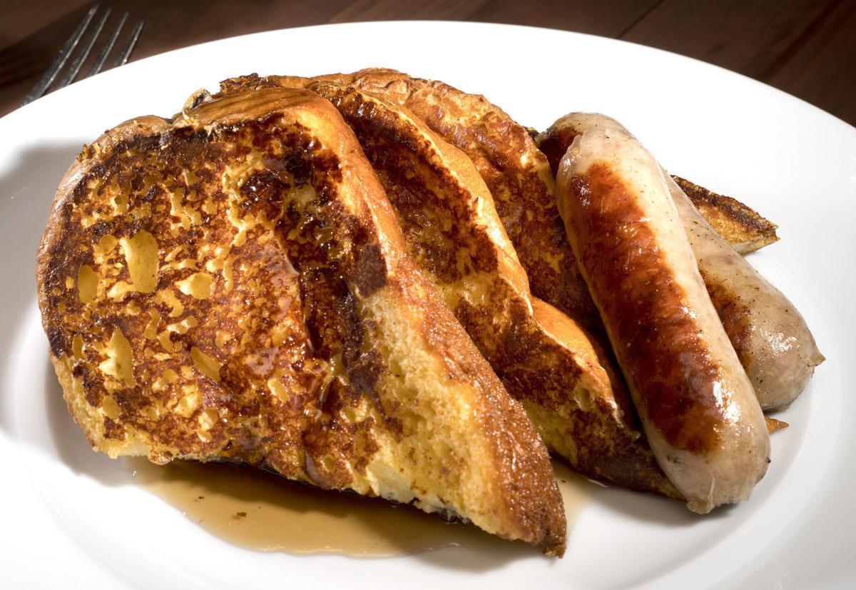 Food Main + Abbey breakfast