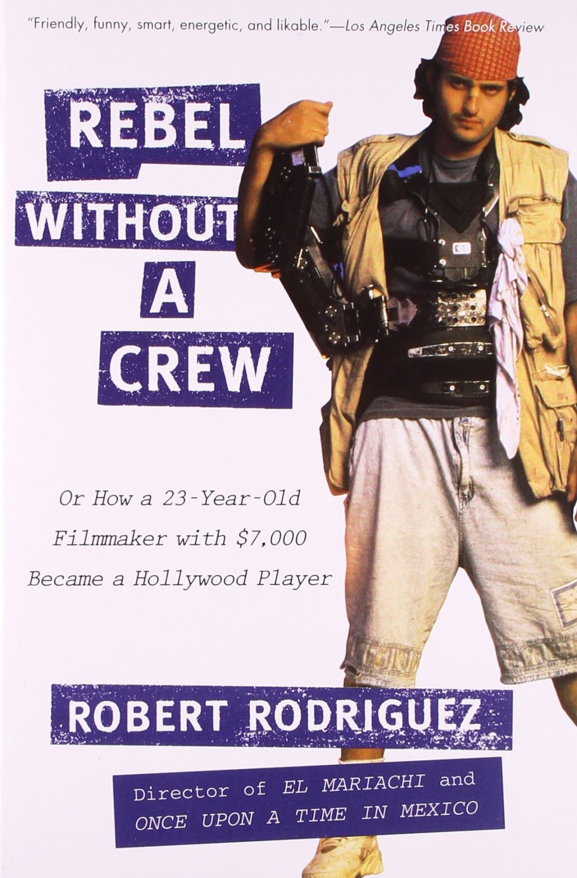 robert rodriguez book