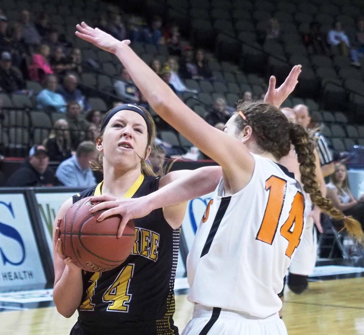 Cherokee vs Sergeant Bluff-Luton CNOS Foundation Basketball Classic