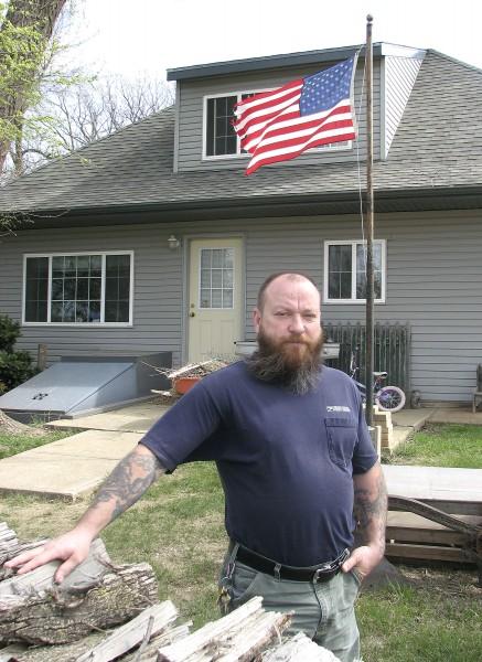 Brady Montgomery Postal Worker