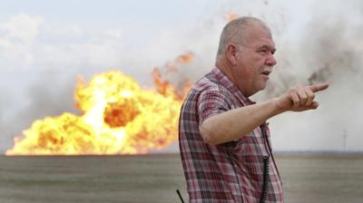 Gas company sues over Hinton, Iowa, pipeline rupture
