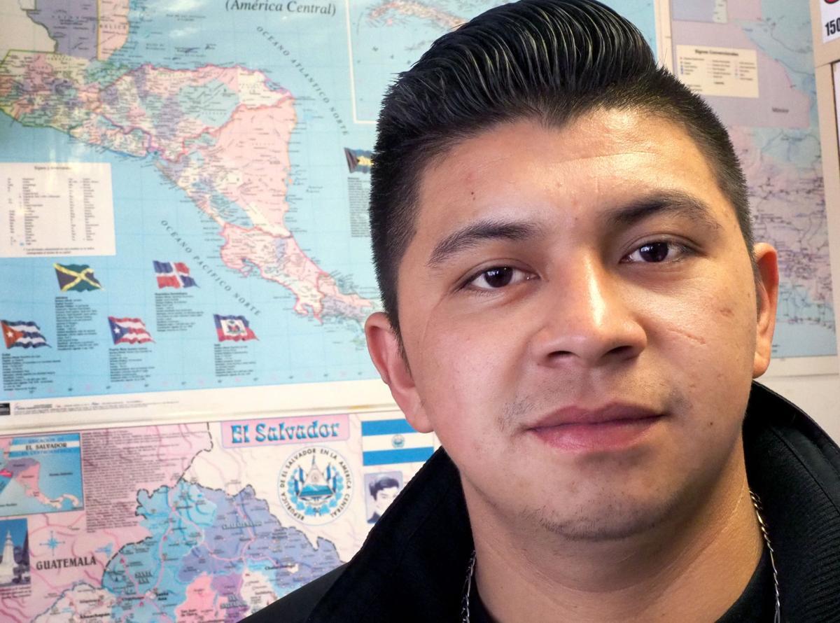 El Salvador native Oscar Rodriguez