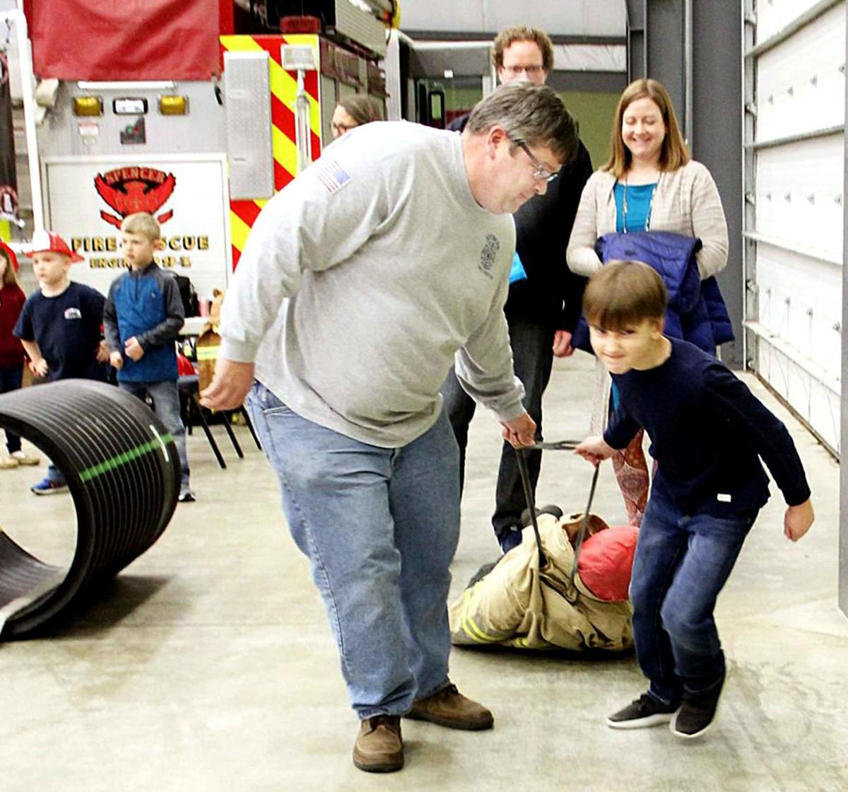 Spencer fire training center1