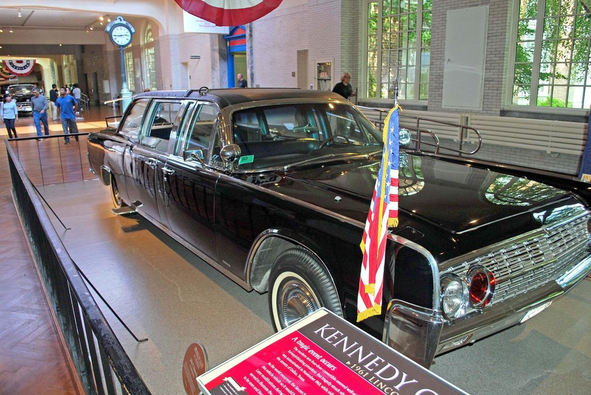 Huge collection of American artifacts at Henry Ford museum