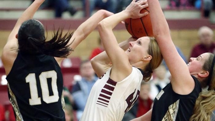 Morningside women overcome cold shooting to win ...