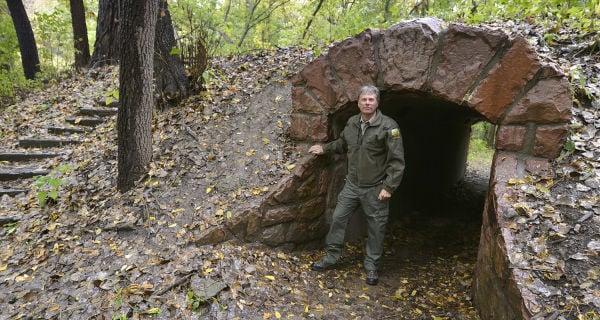 Stone State Park Civilian Conservation Corps