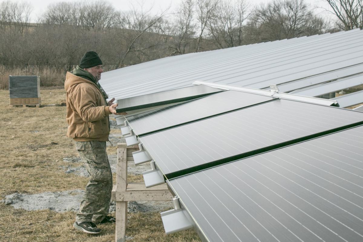 Winnebago solar farm 1