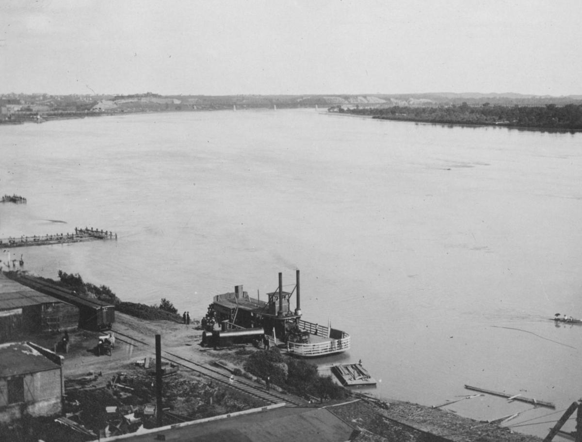 Andrew S. Bennett Ferry, c1894