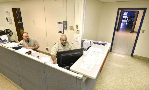 Prairie Hills Jail Annex