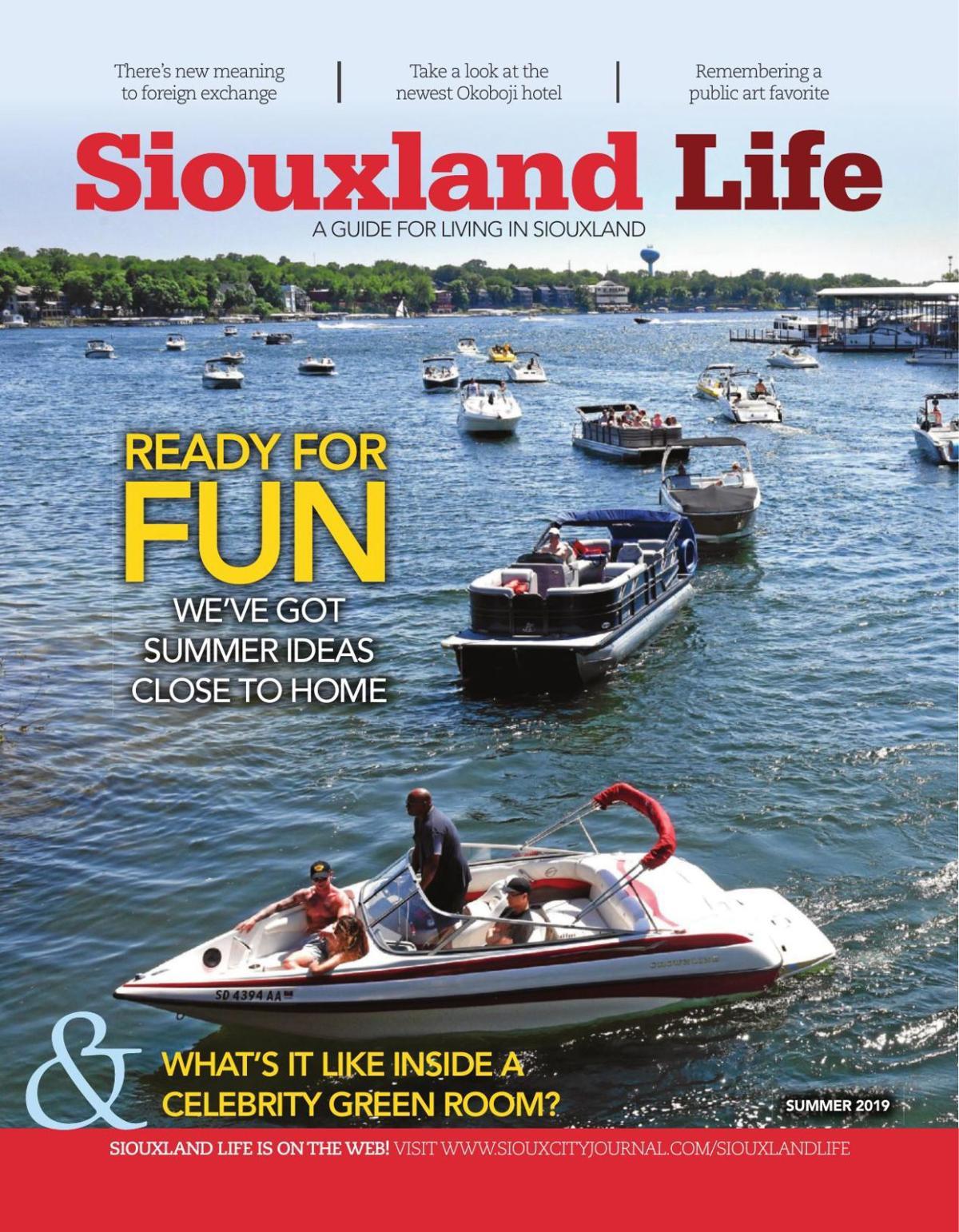Siouxland Life - Summer 2019