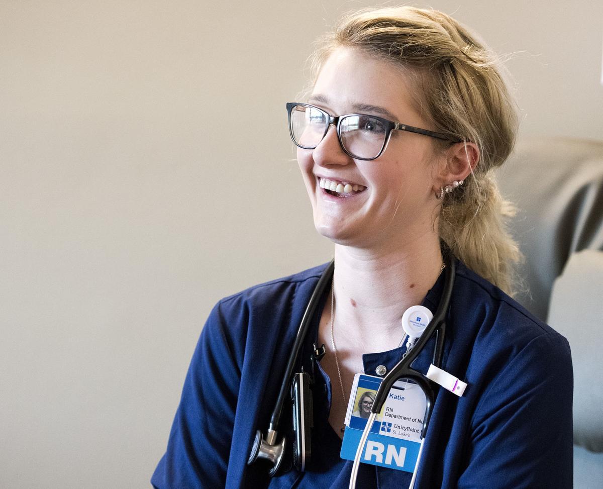 UnityPoint Health-St. Luke's millennial nurses