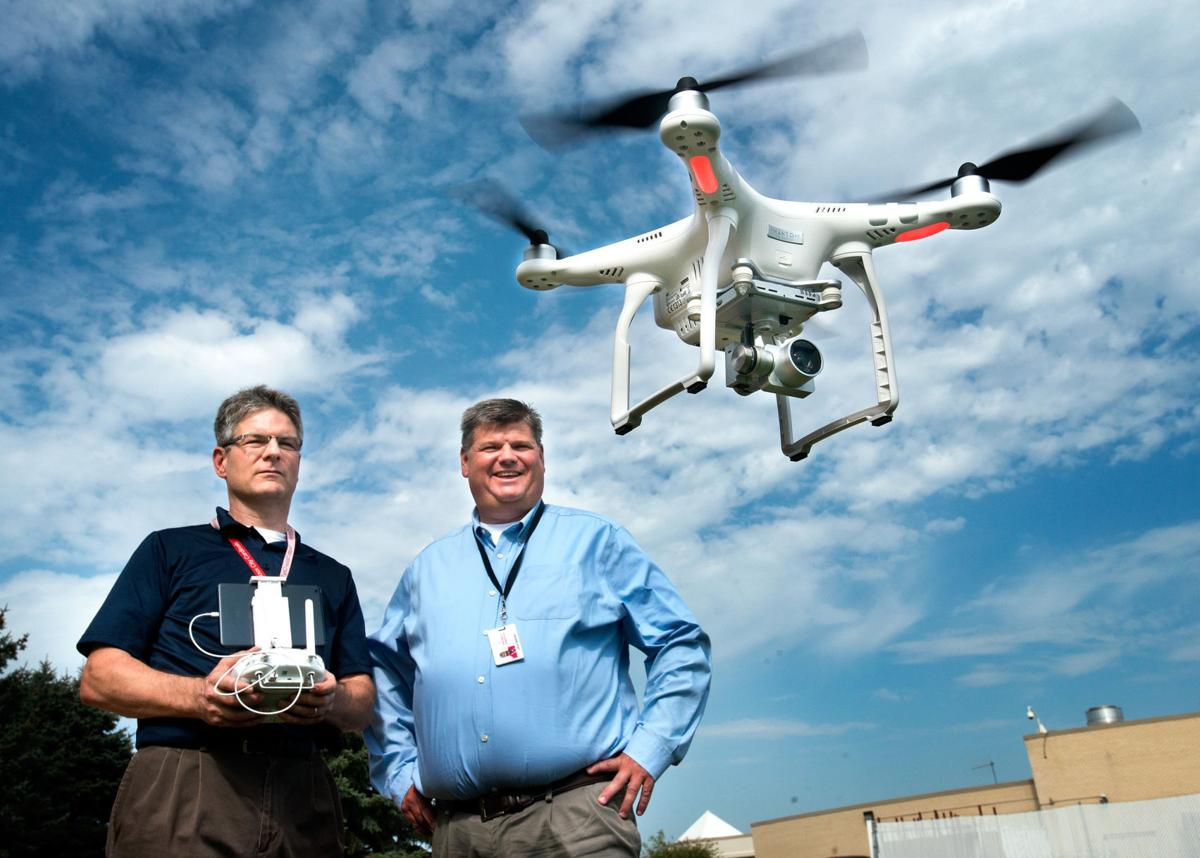 South Sioux City Drones