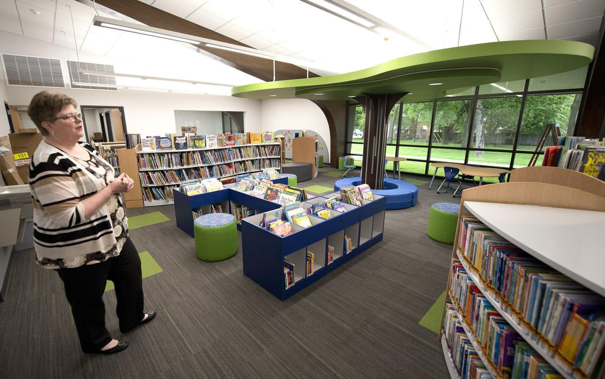 Morningside Branch Library renovations