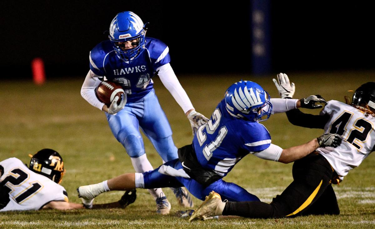 Remsen St. Mary's vs Fremont-Mills football