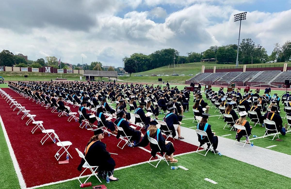 Morningside College graduation