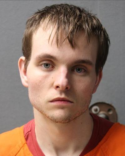 Zack Smith mugshot