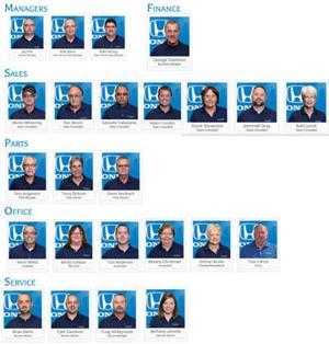 Meet the Vern Eide Sioux City Staff