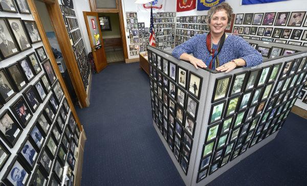 Clay County veterans photos