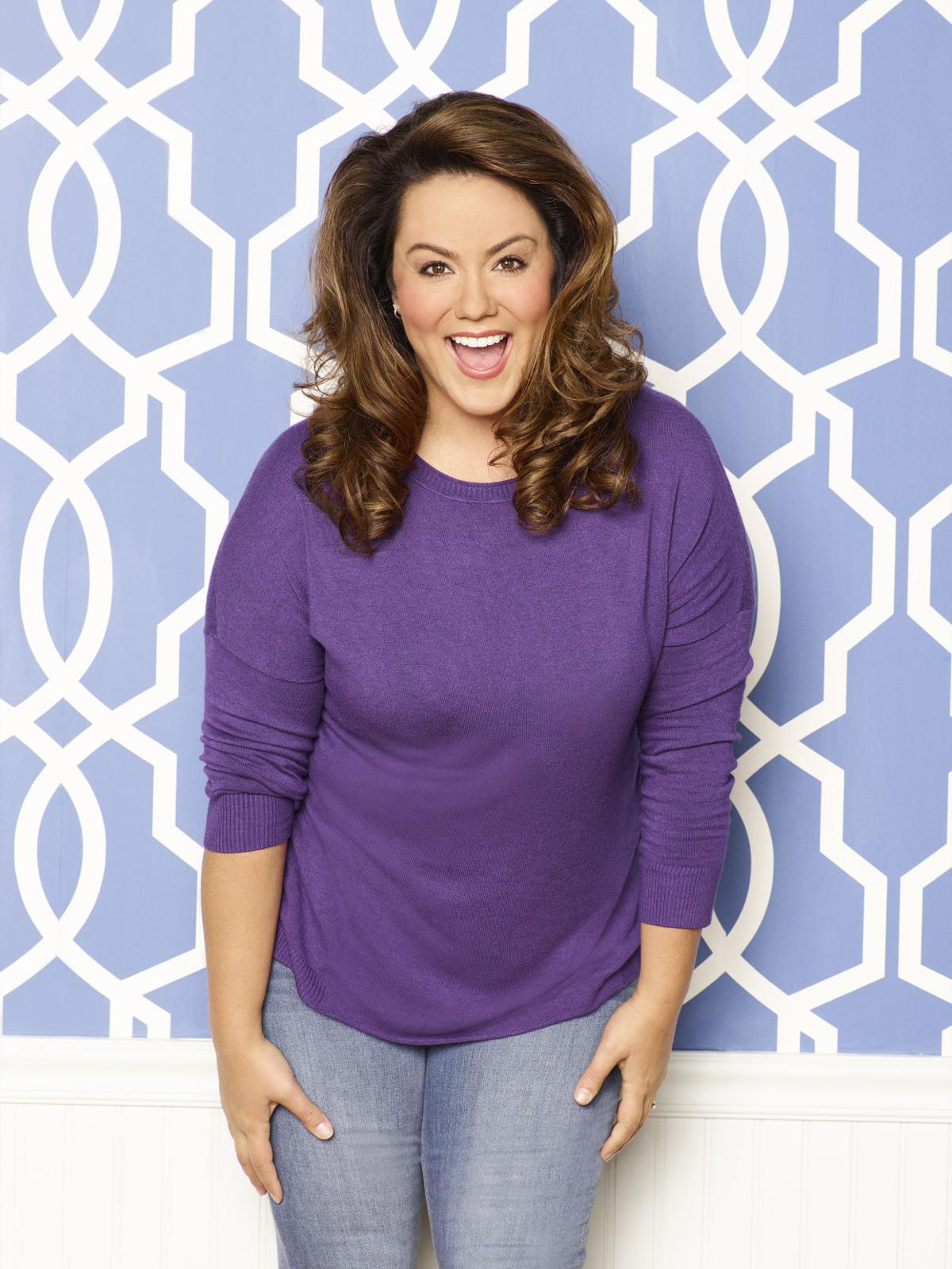 Katy Mixon finds even more reasons to love motherhood ...