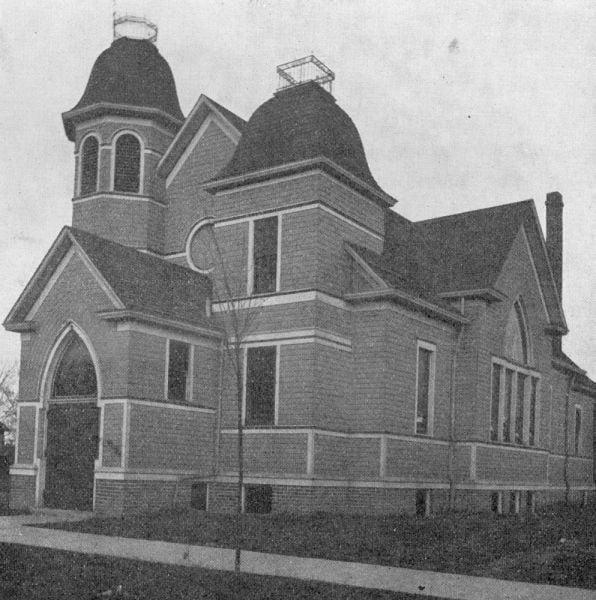 Mt. Sinai Temple 1901-present