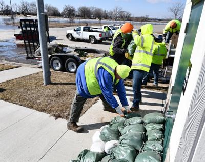 Sioux City flooding preparation