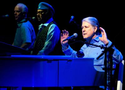 REVIEW: Brian Wilson offers the Beach Boys sound most haven