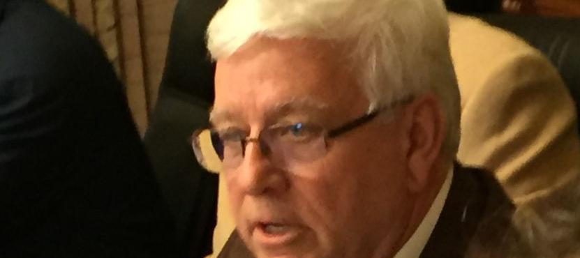 Jerry Foxhoven DHS director